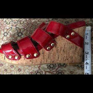 High heel wedge